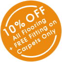 Carpet fitting price promise in Dorset
