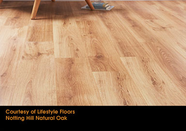 Lifestyle Floors Notting Hill Natural Oak